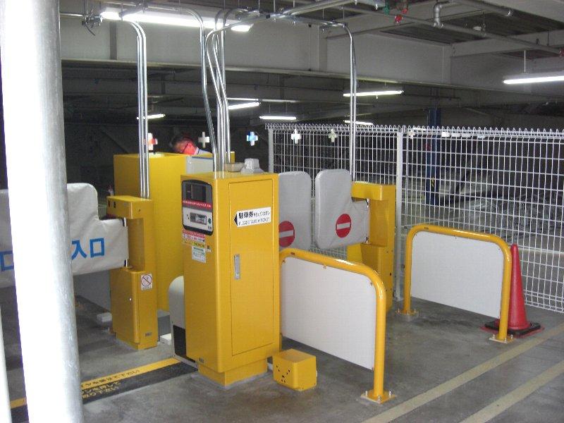 GP21駐輪場b20200309